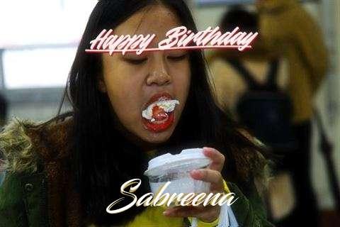 Wish Sabreena