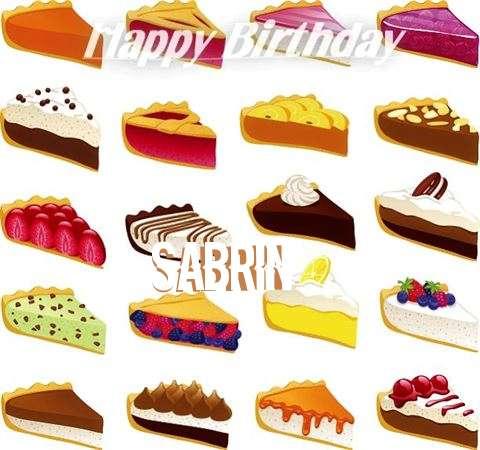 Sabrin Birthday Celebration
