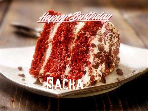 Happy Birthday to You Sacha