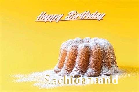Happy Birthday Sachidanand