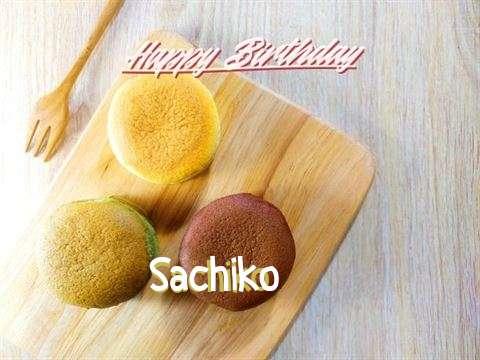 Happy Birthday Sachiko