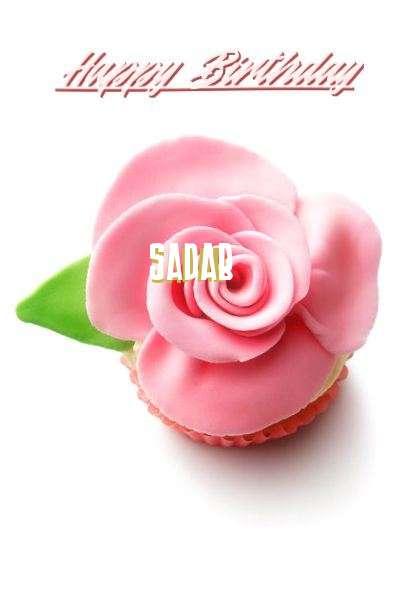 Happy Birthday Sadab