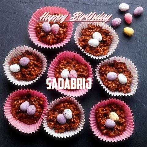 Happy Birthday Sadabrij