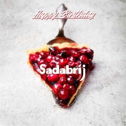 Birthday Images for Sadabrij