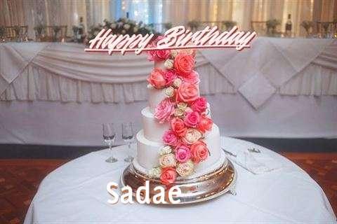 Birthday Images for Sadae