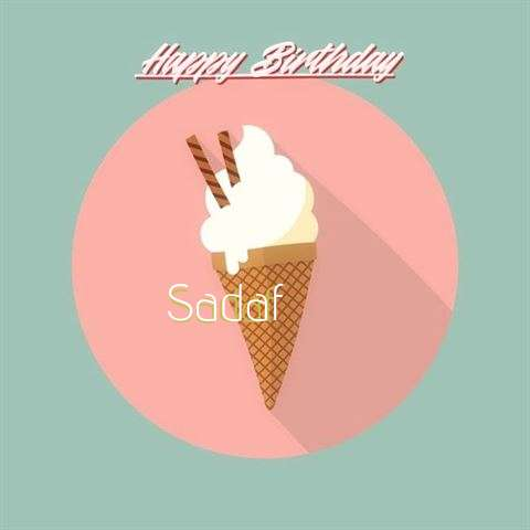 Happy Birthday Sadaf