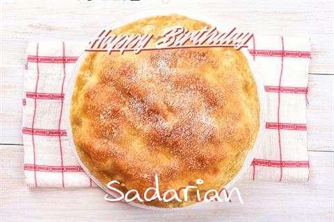 Sadarian Birthday Celebration