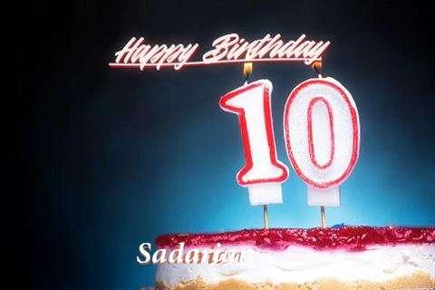 Wish Sadarian