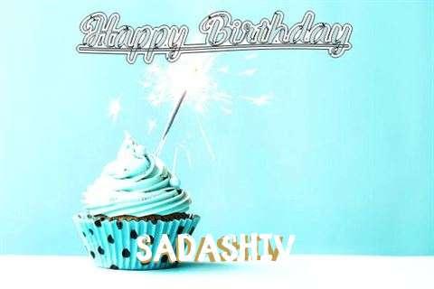 Happy Birthday Cake for Sadashiv