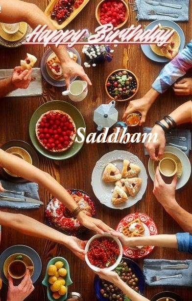 Birthday Wishes with Images of Saddham