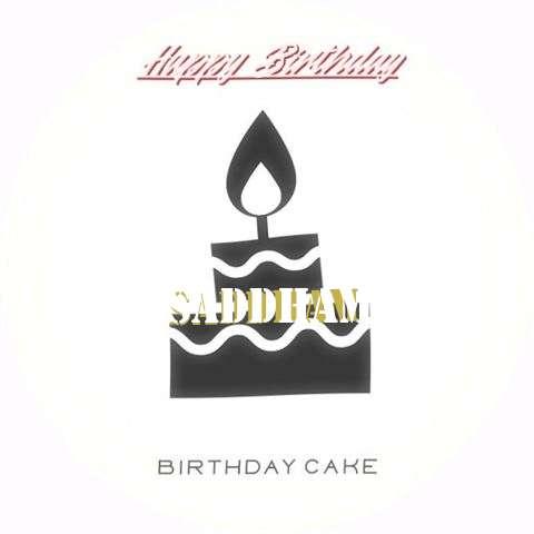 Happy Birthday to You Saddham