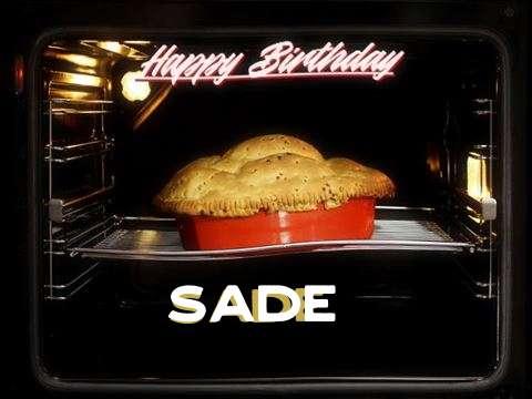 Happy Birthday Wishes for Sade
