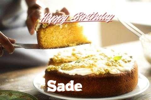 Wish Sade