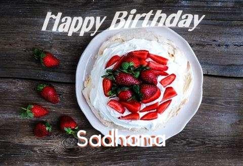 Happy Birthday to You Sadhana