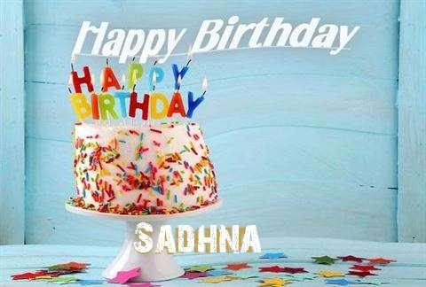 Birthday Images for Sadhna