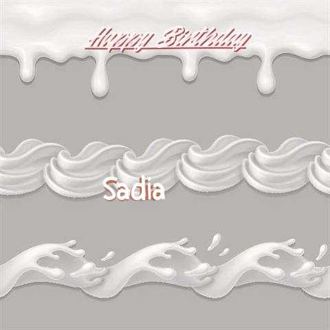 Birthday Images for Sadia