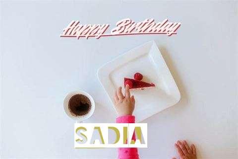 Sadia Cakes