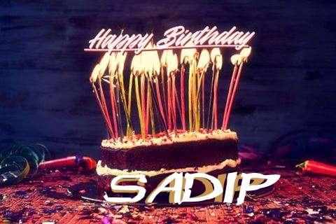 Happy Birthday to You Sadip