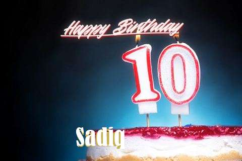 Wish Sadiq