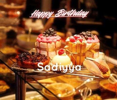 Sadiyya Birthday Celebration