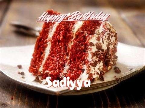 Happy Birthday to You Sadiyya