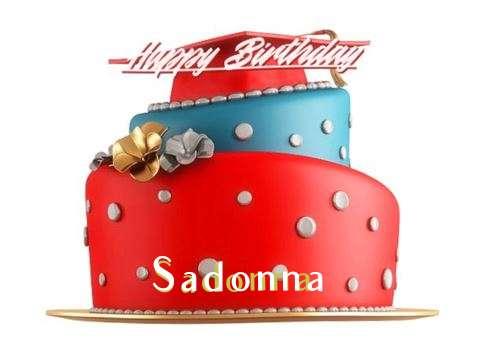 Birthday Images for Sadonna