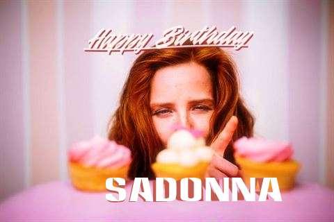 Happy Birthday Wishes for Sadonna