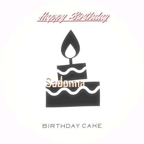 Happy Birthday to You Sadonna