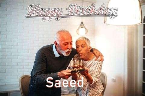 Saeed Birthday Celebration