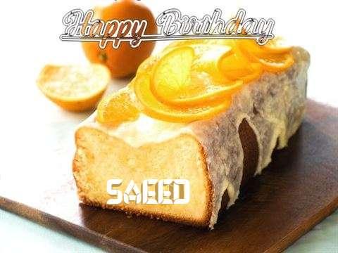Saeed Cakes