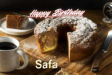 Happy Birthday to You Safa