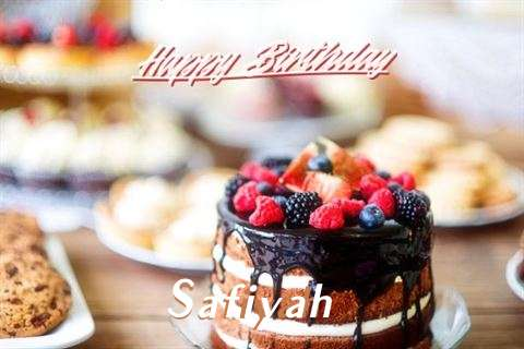 Happy Birthday Cake for Safiyah