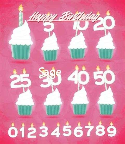 Happy Birthday Sage