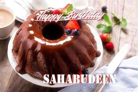 Birthday Images for Sahabudeen