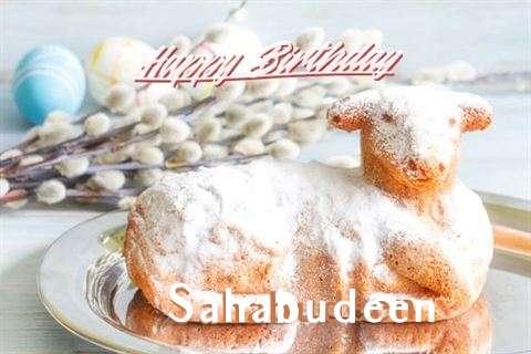 Wish Sahabudeen