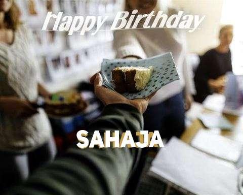Birthday Wishes with Images of Sahaja