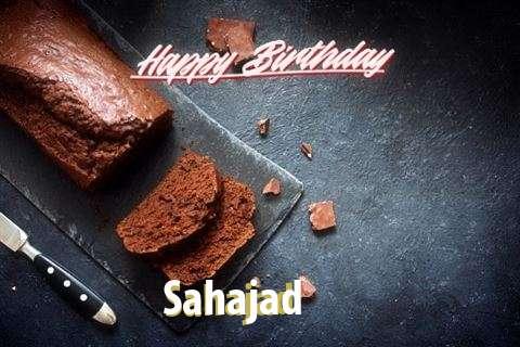 Birthday Wishes with Images of Sahajad