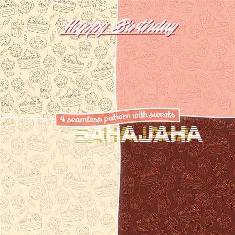 Sahajaha Birthday Celebration