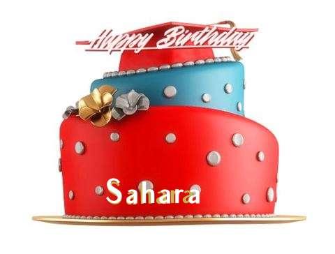Sahara Birthday Celebration