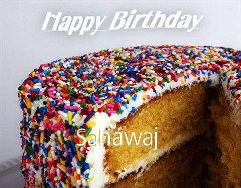 Happy Birthday Wishes for Sahawaj