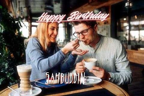 Birthday Images for Sahbuddin
