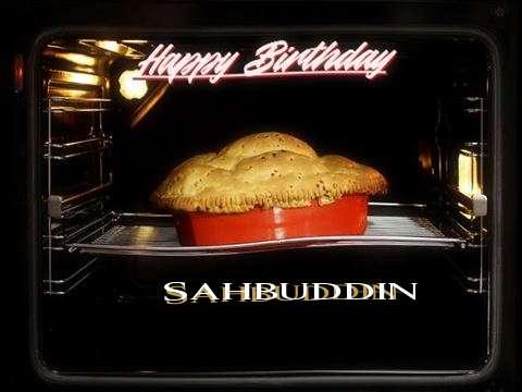 Happy Birthday to You Sahbuddin