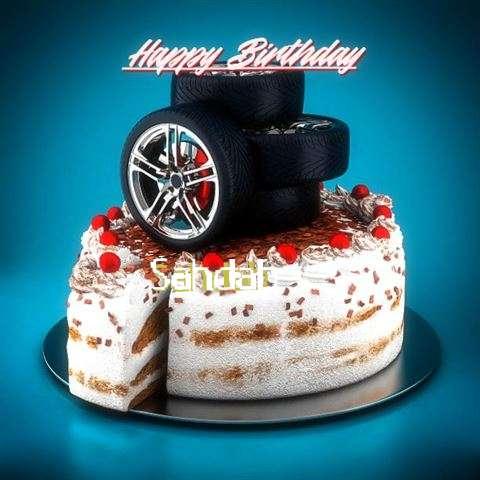 Happy Birthday Sahdab