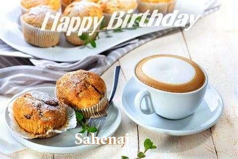 Sahenaj Cakes