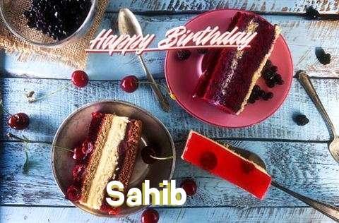 Happy Birthday Wishes for Sahib