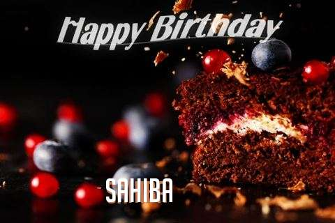 Birthday Images for Sahiba