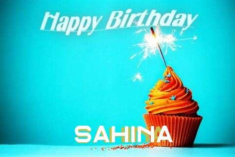 Birthday Images for Sahina