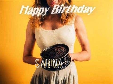 Wish Sahina