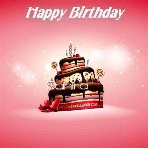 Birthday Images for Sahira