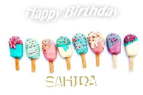 Sahira Birthday Celebration
